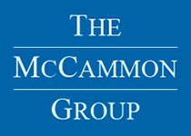 The McCammon Group logo from website